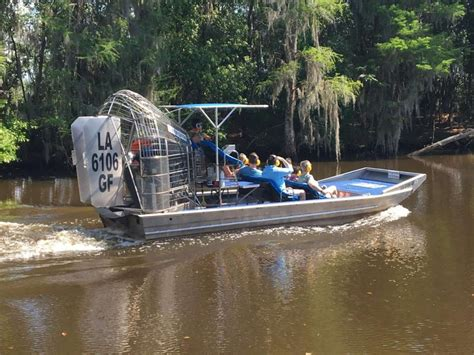 fan boat new orleans new orleans airboat sw tours