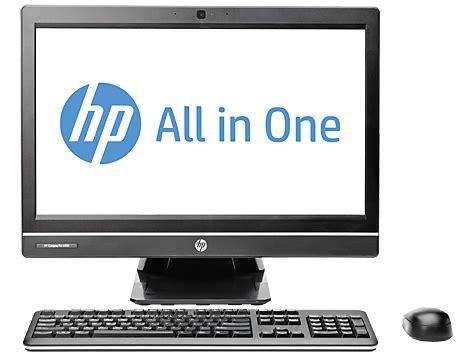 pc bureau hp compaq gamme d 39 ordinateurs de bureau tout en un hp compaq pro