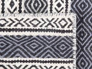 Teppich Läufer Beige : teppich beige grau 160x230 cm wolle baumwolle l ufer vorlage kurzflor 7081451117816 ebay ~ Orissabook.com Haus und Dekorationen