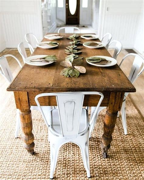 area rug ideas dining table country rustic dining tables