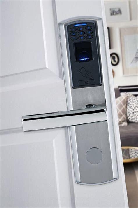 fingerprint door lock stainless steel keyless fingerrpint