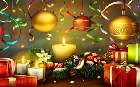 Beautiful Hd Christmas Wallpaper (70+ Images