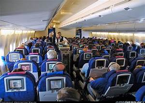 Pics For > British Airways Boeing 747 Inside