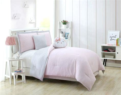 pink and white bedding pink and white rugby stripe bedding