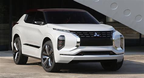 Mitsubishi Concept by Mitsubishi Gt Phev Concept Previews Next Pajero