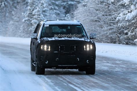 2020 Kia Mohave by 2020 Kia Mohave Borrego Spied Winter Testing Looks Like