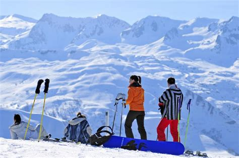 rental 2 room apartment 4 to jean d arves ski planet