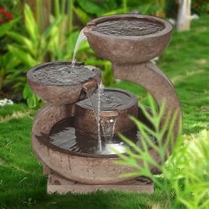 Henri, Zen, Easy, Fountain, Garden, Water, Feature