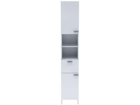 meuble bas cuisine 30 cm colonne 33 cm coralie ii vente de armoire colonne étagère conforama