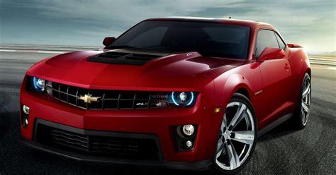mundo dos carros fotos  camaro vermelho