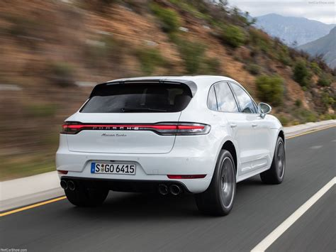 The next generation will be a fully electric series rolling out at the start of the next decade. Porsche Macan Turbo (2019) - picture 159 of 227