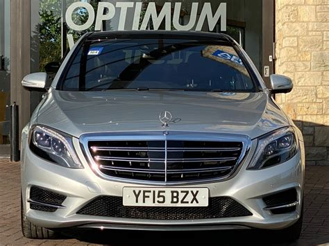 Read reviews, browse our car. Used Iridium Silver Metallic Mercedes S600 for Sale   York, Yorkshire