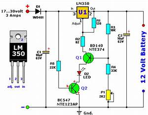 Battery Schematic Diagram : lead acid battery charger 1 circuit diagram ~ A.2002-acura-tl-radio.info Haus und Dekorationen