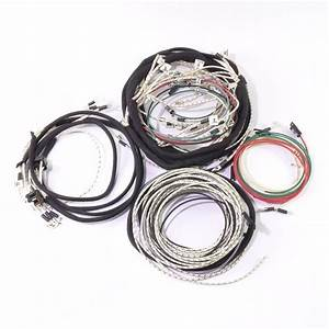 Chevrolet Truck 1950-1952 Complete Wire Harness