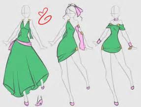 deviantART Anime Clothes Designs Dresses
