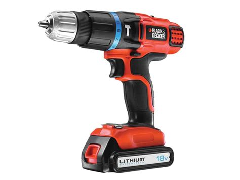Black And Decker Bdegbl188k 18v 1x13ah Liion 2 Gear