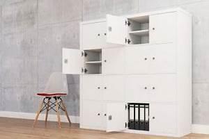 Kallax Mit Türen : kallax buro ideen ~ Buech-reservation.com Haus und Dekorationen