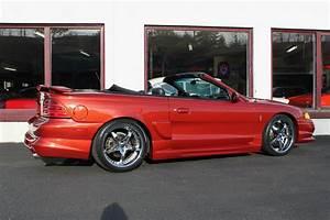 1994 Ford Mustang GT Convertible Custom Ford racing Boss 345hp New Motor