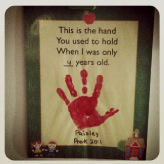 ways  share memories  dad handprint crafts