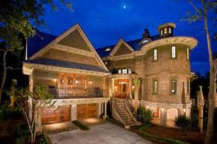 home designs eclectic brick wall exterior custom homes design ideas a two story - Custom Home Design Ideas