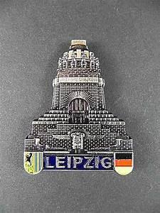 Ebay De Leipzig : magnet metall leipzig v lkerschlacht denkmal germany souvenir deutschland neu ebay ~ Eleganceandgraceweddings.com Haus und Dekorationen