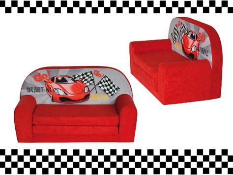 mini canap lit mini canapé lit enfant racingfauteuils poufs matelas