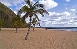 Tenerife Canary Island Beach