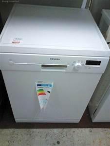Electro Depot Machine A Laver La Vaisselle : lave vaisselle siemens sn25d202eu la trocante d posez ~ Edinachiropracticcenter.com Idées de Décoration