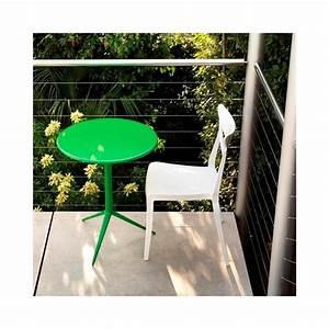 Table Ronde Rabattable : table ronde bistrot pour ext rieur ~ Melissatoandfro.com Idées de Décoration