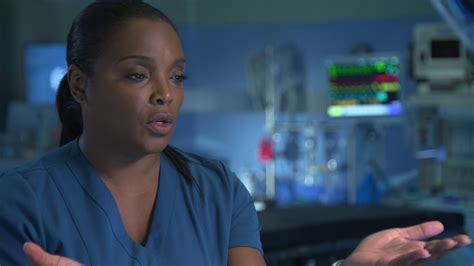 Chicago Med Season 3 Premiere Marlyne Barrett Nurse