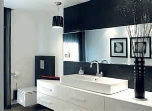 designed bathrooms 71 cool black and white bathroom design ideas digsdigs