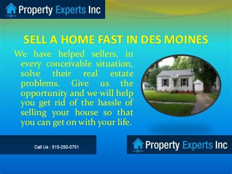 Buying Or Selling A Home In Des Moines