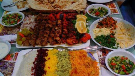 cuisine iranienne food