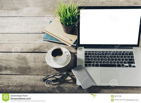 outils de bureau lieu de travail outils de bureau image stock image