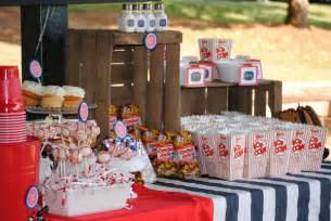 Snoopy Sports Baby Shower