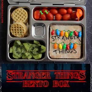 Stranger Things Bento Box Wendolonia