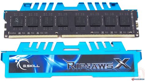 13 16gb Ddr3memory Kits For Intel Haswell Review Gskill