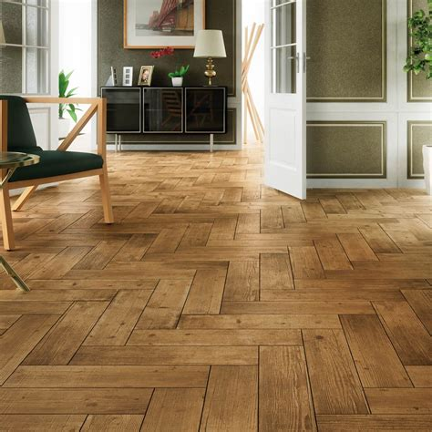 tiles look like wooden floors arteak castano wood effect tiles porcelain superstore