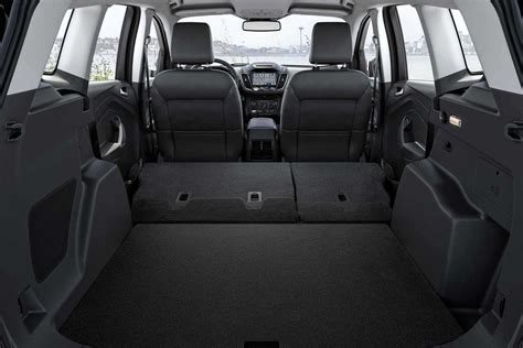 ford escape cargo space trunk storage room latest