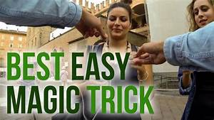 Best easy magic trick ever - YouTube