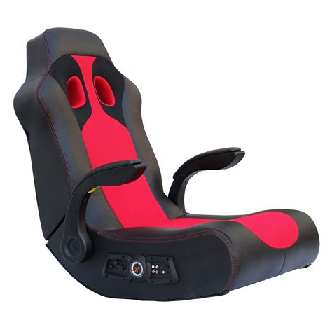 x rocker vibe chair with 2 1 audio chair
