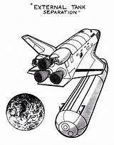Nasa Space Coloring Pages sketch template