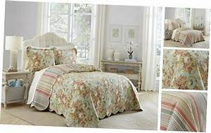 Waverly, Spring, Bling, Bedspread, Collection, King, Cal, King
