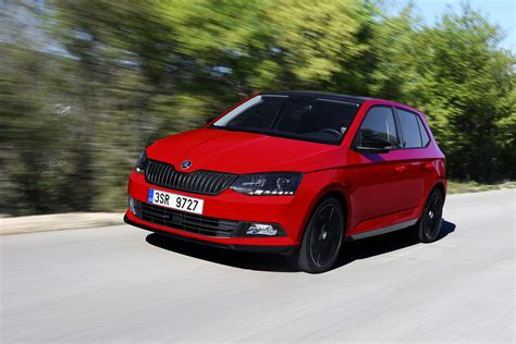 2017 Skoda Fabia Enhanced With Turbo Three-Pot 1.0-LT TSI ...