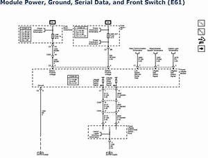 2002 Chevy Trailblazer Lift Gate Module Wiring Diagram