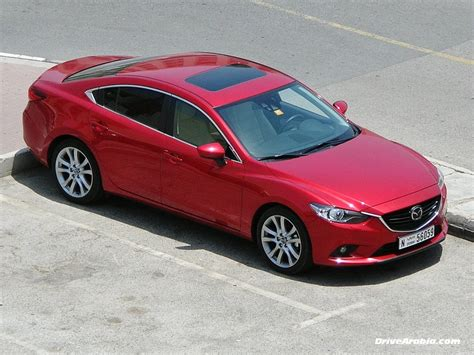 Mazda 6 2014 15 Cool Hd Wallpaper