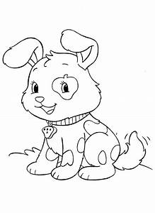 Cute Baby Puppies Coloring Page | Coloring Pages ...