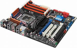 Asus P6t Deluxe V2  Motherboards  Reviews