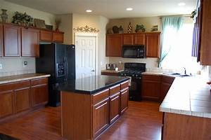 built black kitchen island in your modern home midcityeast With have tight budget go with narrow kitchen island