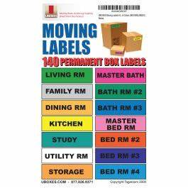 colored coded moving labels labels for moving boxes With colored moving labels